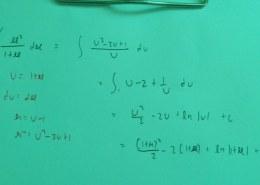 Integral Tak Tentu (Tugas kalkulus)